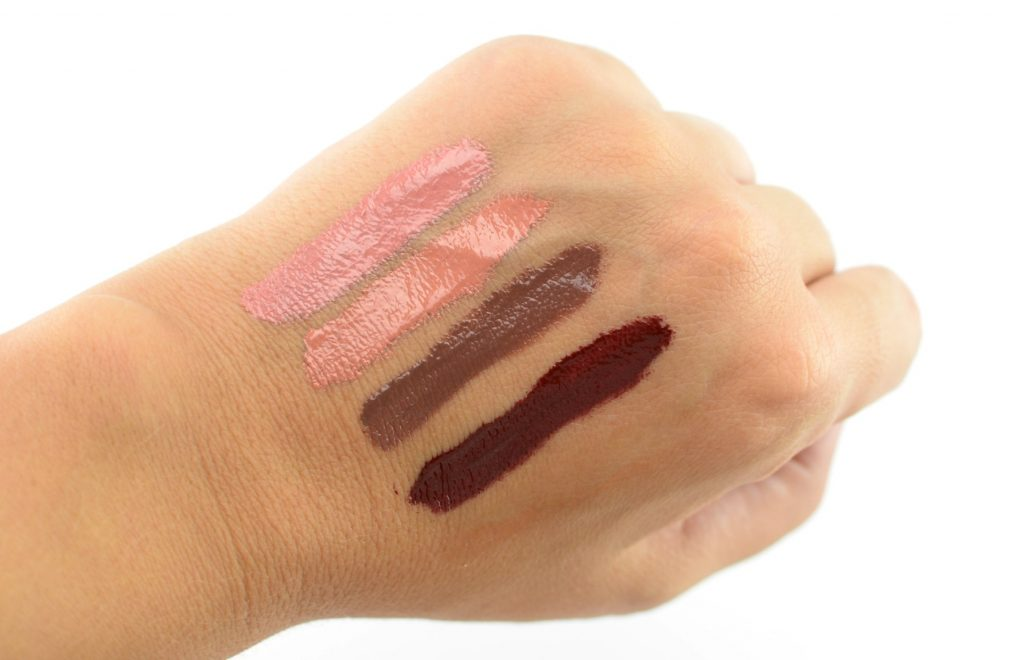 Too Faced Melted Latex Liquified High Shine Lipstick in Peek-A-Boo