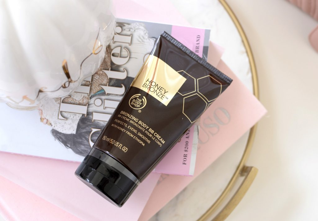 The Body Shop Bronzing Body BB Cream