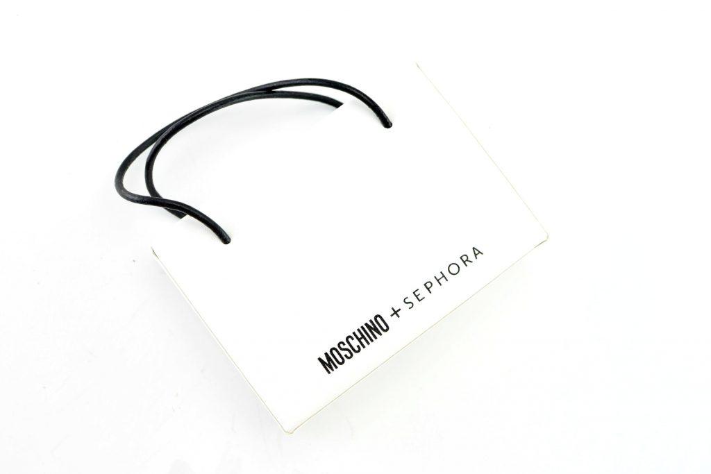 Moschino + Sephora Collection Shopping Bag Mini Palette