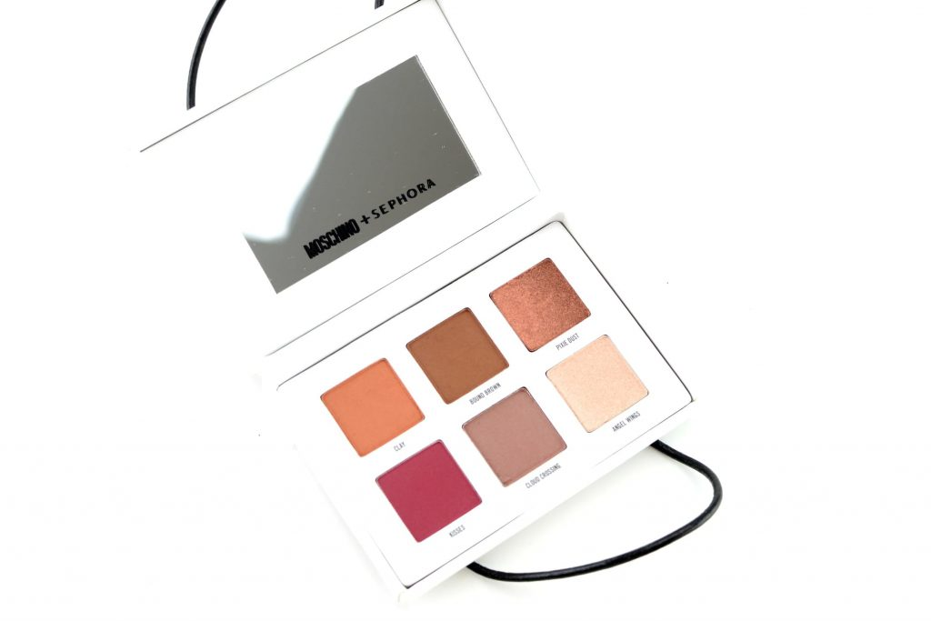 Moschino + Sephora Collection Shopping Bag Mini Palette