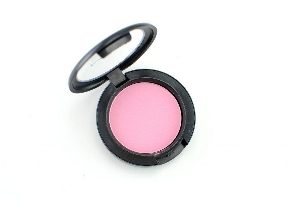 Mac's Pro Longwear Blush in Rosy Outlook