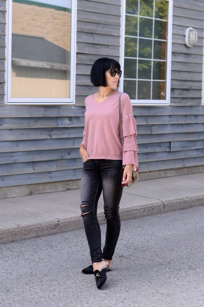 Tiered Sleeves