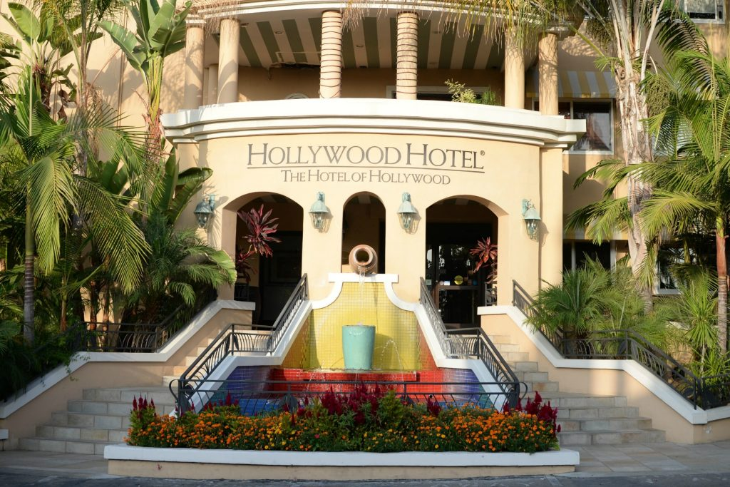 The Hollywood Hotel