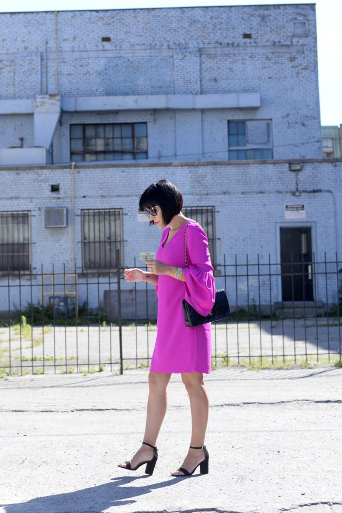 Why You Need A Pink Dress