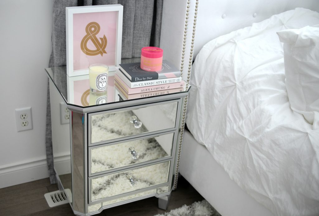 personalized nightstand
