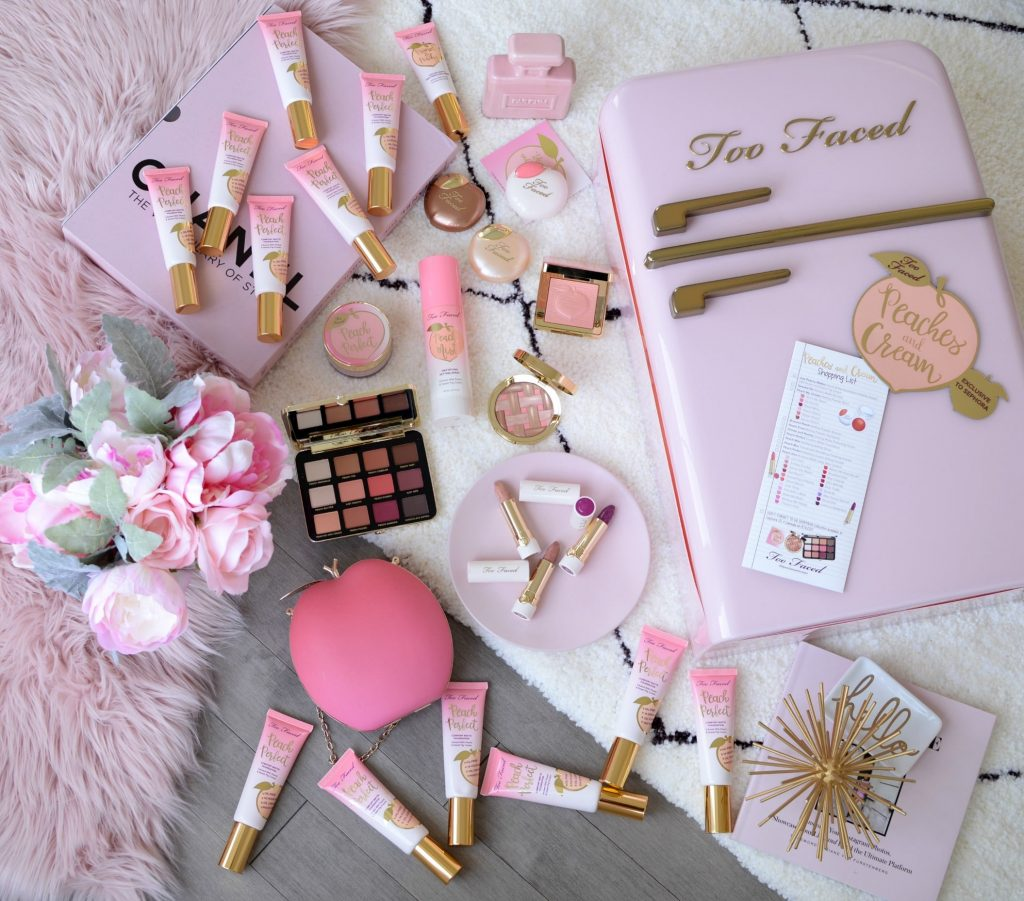 Too Faced Peaches & Cream Collection