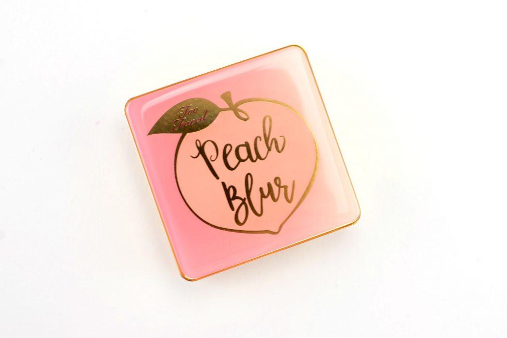Too Faced Peach Blur Finishing Powder