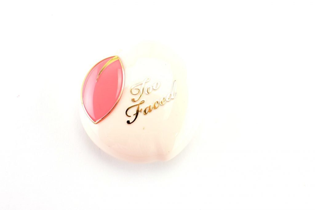 Too Faced Peach My Cheeks Melting Powder Blush