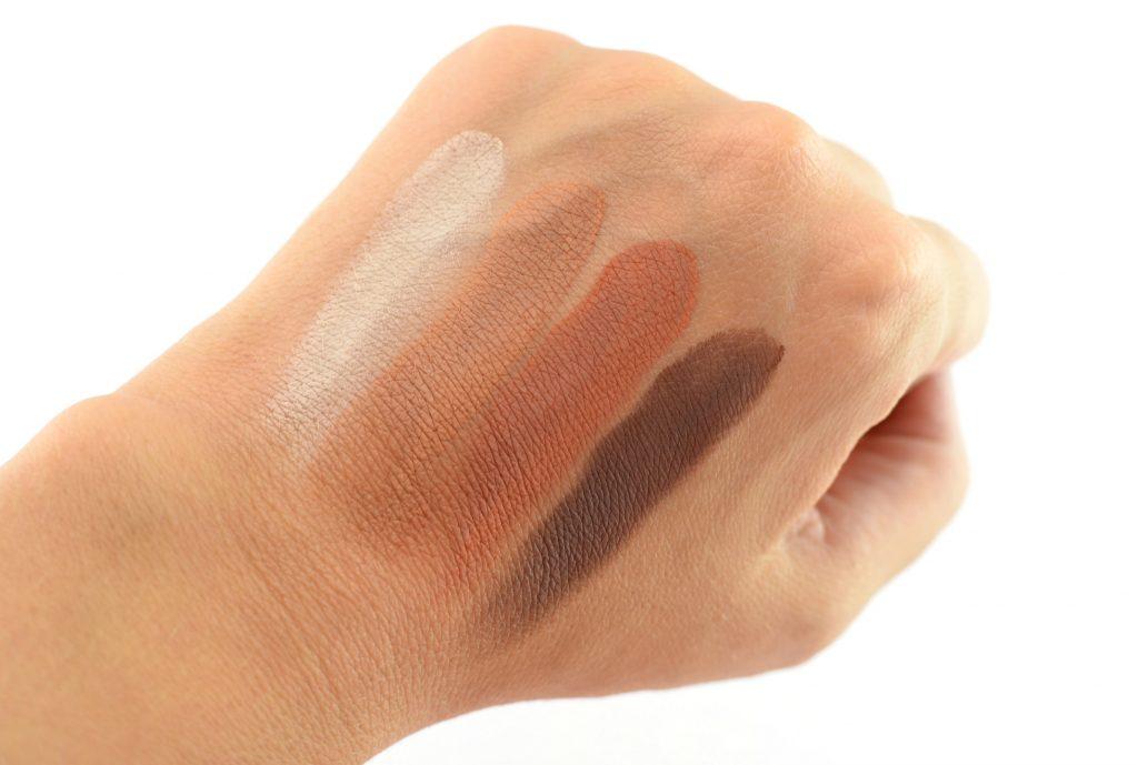 Too Faced Just Peachy Velvet Matte Eyeshadow Palette in Peach Meringue