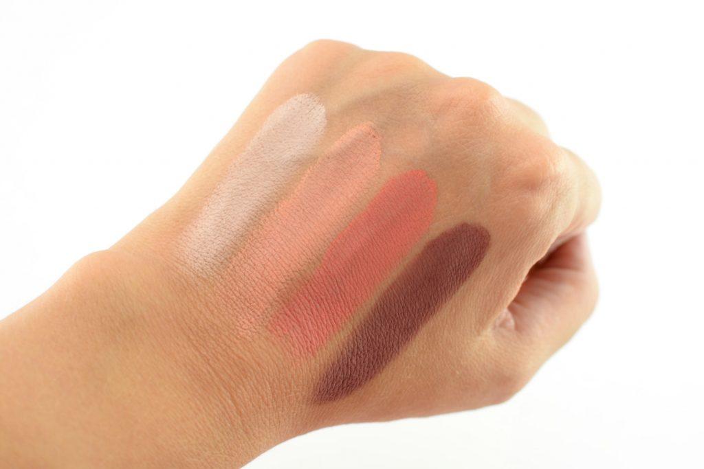 Too Faced Just Peachy Velvet Matte Eyeshadow Palette in Peach Butter