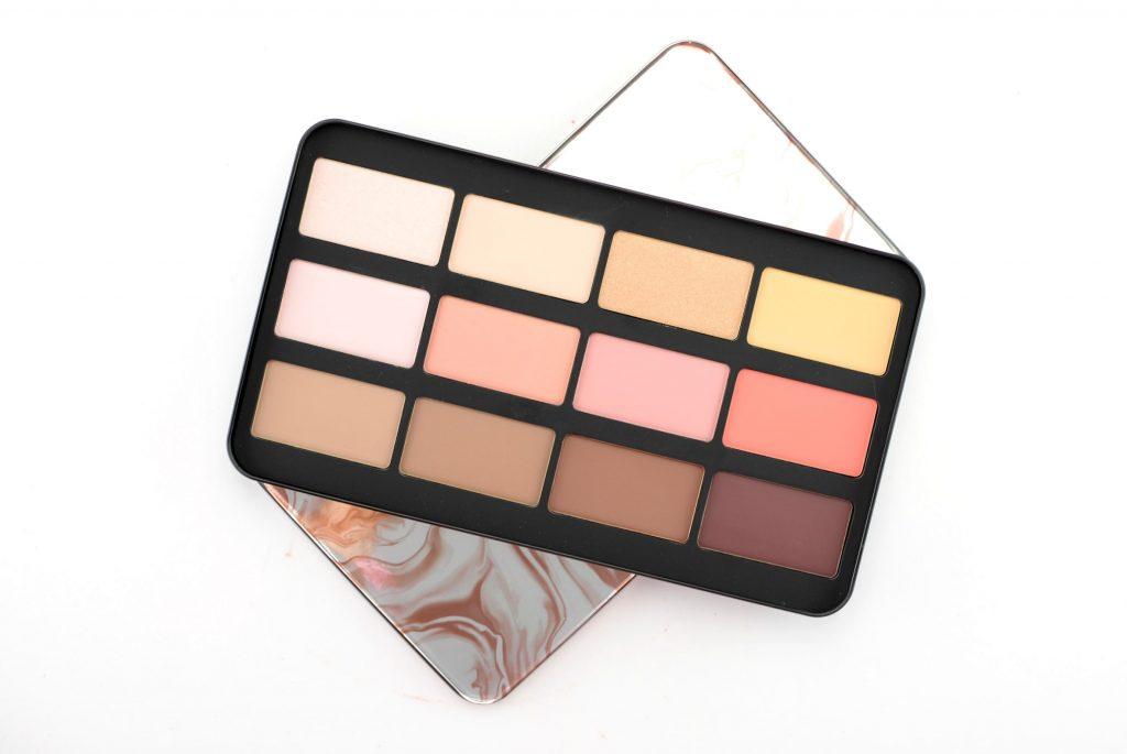 Lustrous Blush Palette