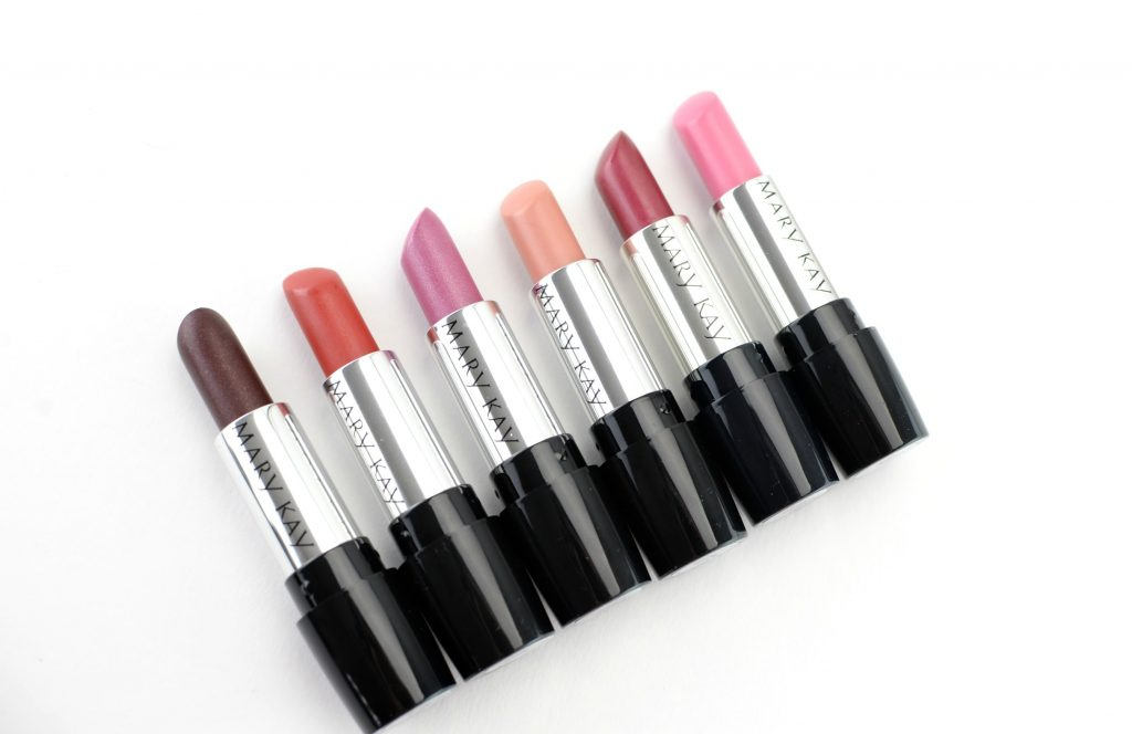 Mary Kay Gel Semi-Shine Lipstick in Berry Couture