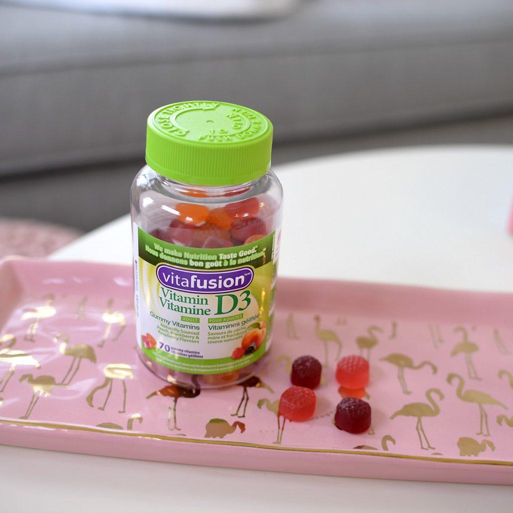 VitafusionTM Vitamin D3 Adult Gummy Vitamins