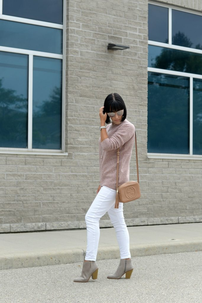 The Perfect Cashmere Sweater