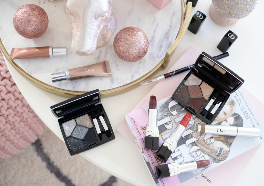 Dior Metallic Collection