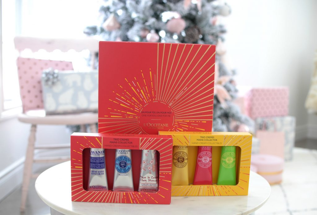 L'Occitane Hand Cream Bouquet