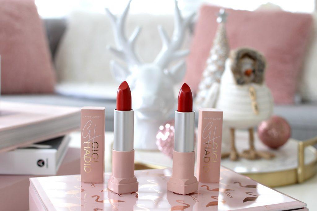 Maybelline x Gigi Hadid Color Sensational Matte Lipstick in Austyn