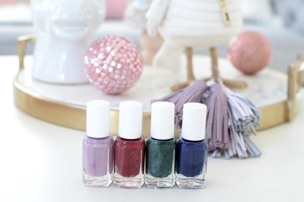 Essie Rebecca Minkoff Leathers Collection