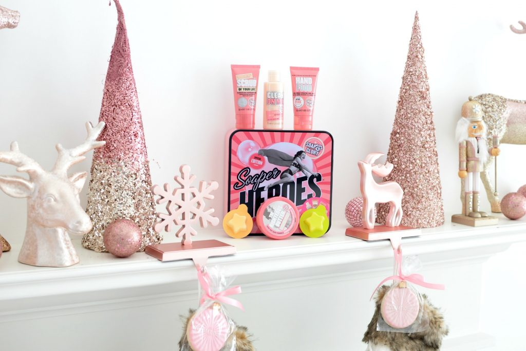 Soap & Glory Special-Edition Soaper Heroes