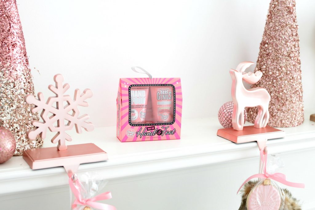 Soap & Glory hand and foot duo