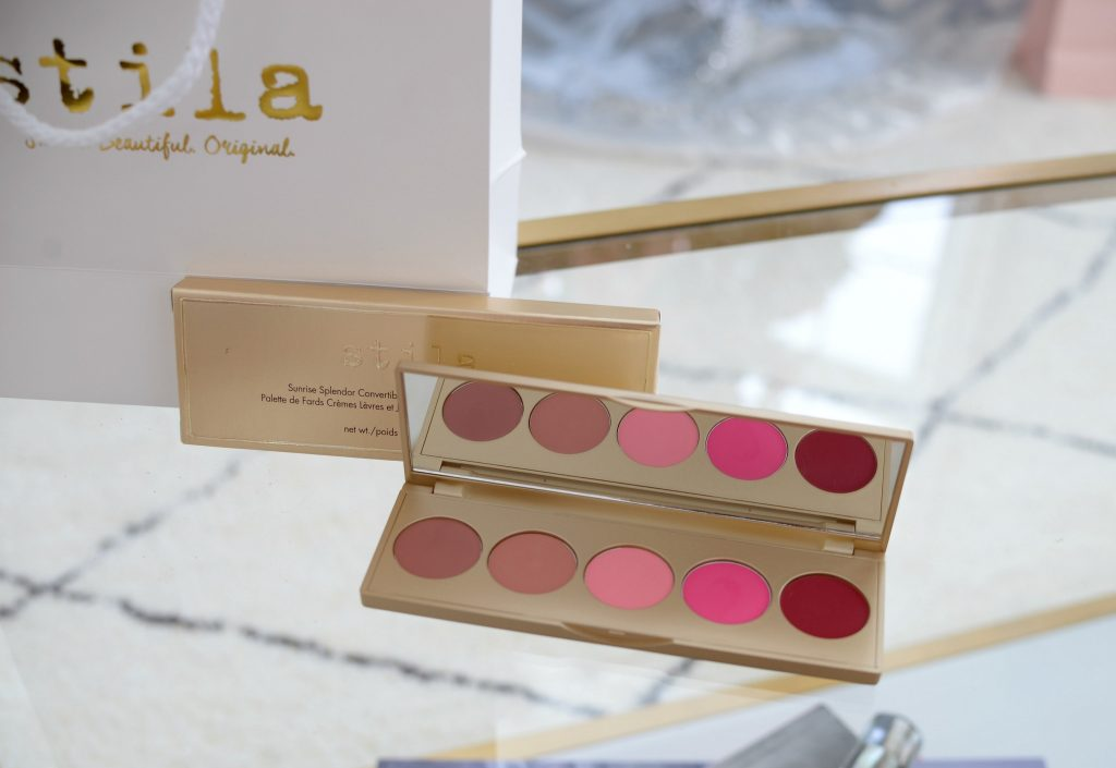 Stila Convertible Color Dual Lip & Cheek Palette in Sunrise Splendor