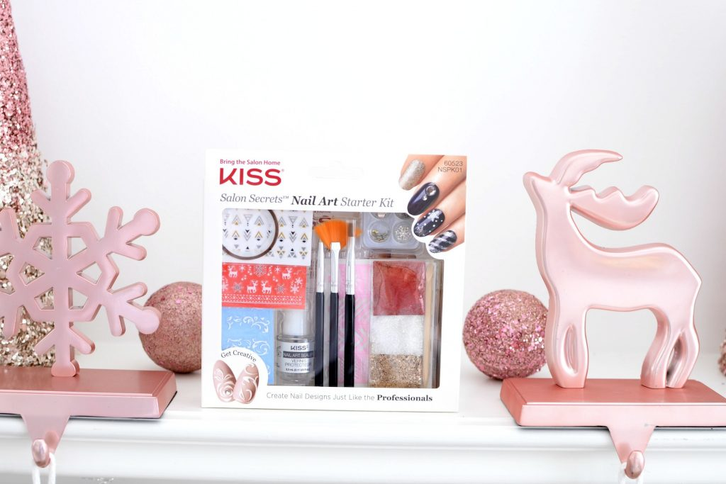 KISS Salon Secrets Nail Art Starter Kit