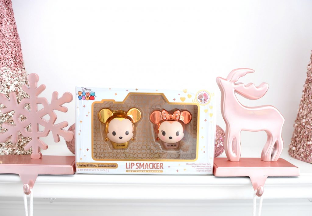 Lip Smacker Tsum Tsum Mickey Duo