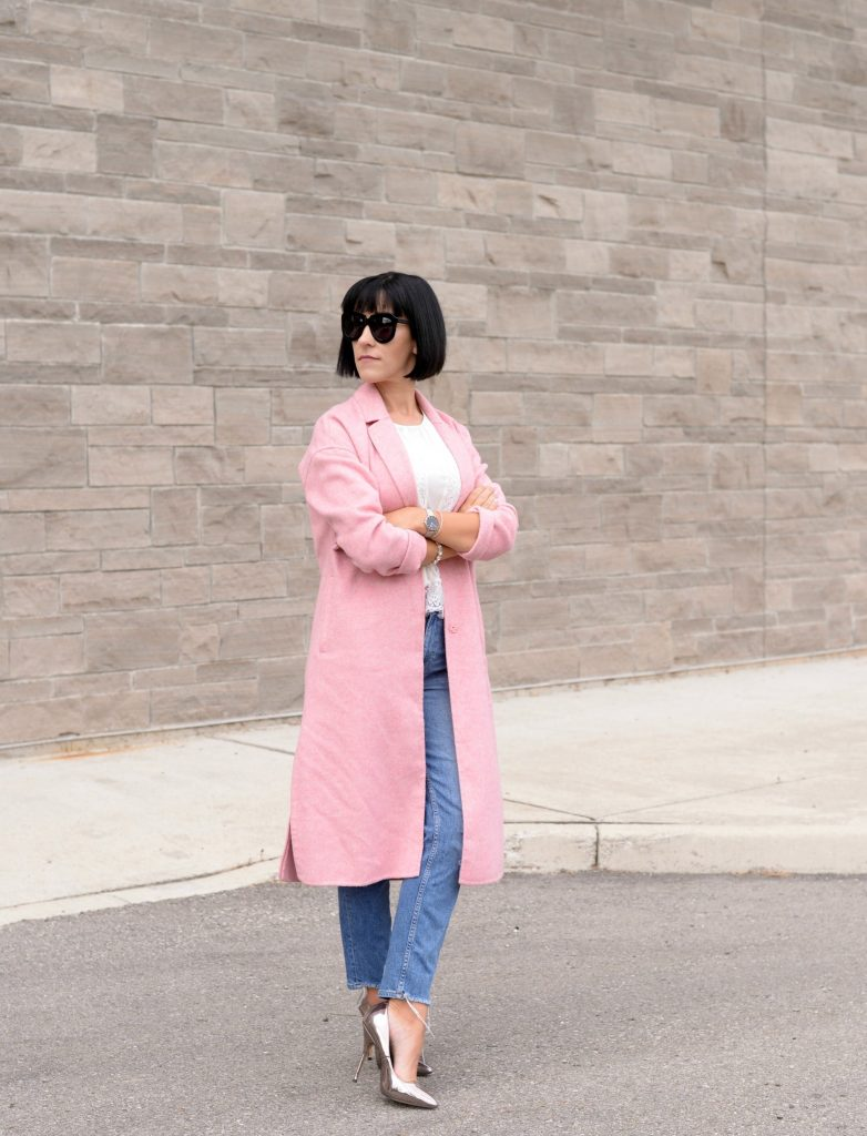 Why I Love Pink Winter Coats