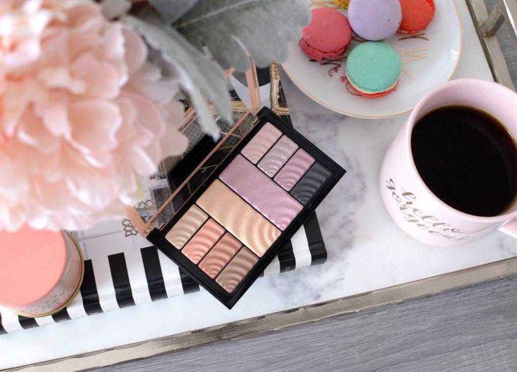 Maybelline Total Temptation Eyeshadow & Highlight Palette