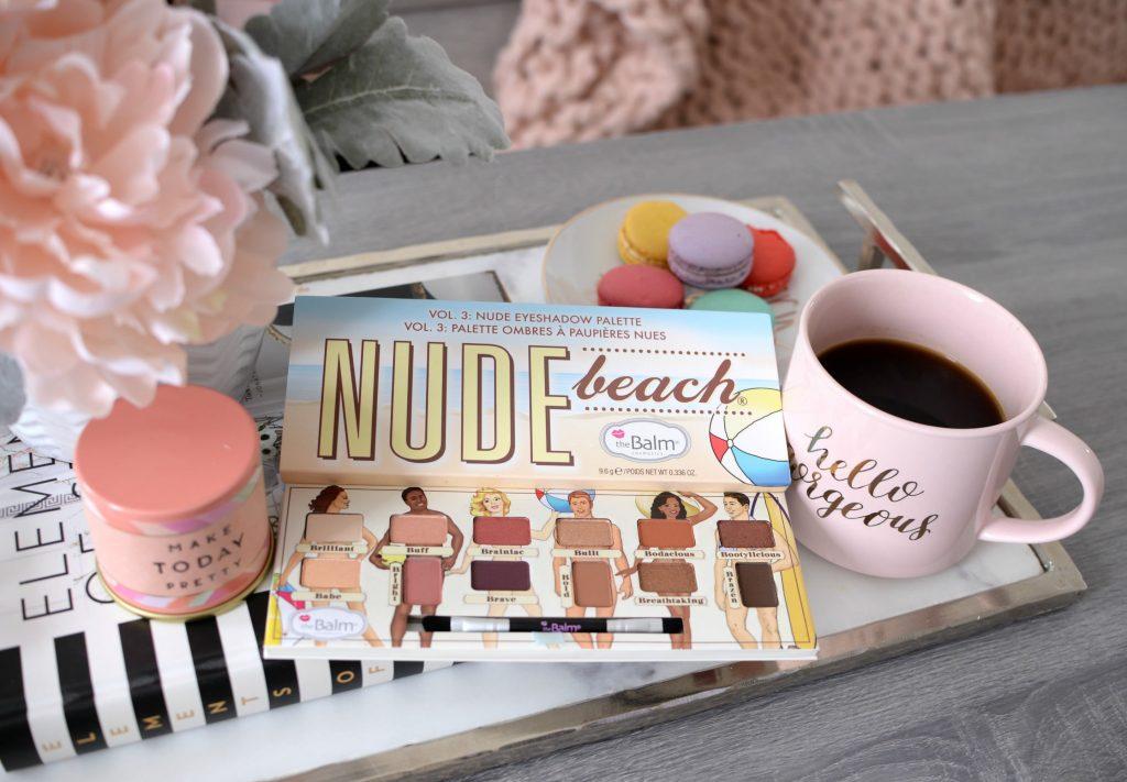 Balm Nude Beach palette