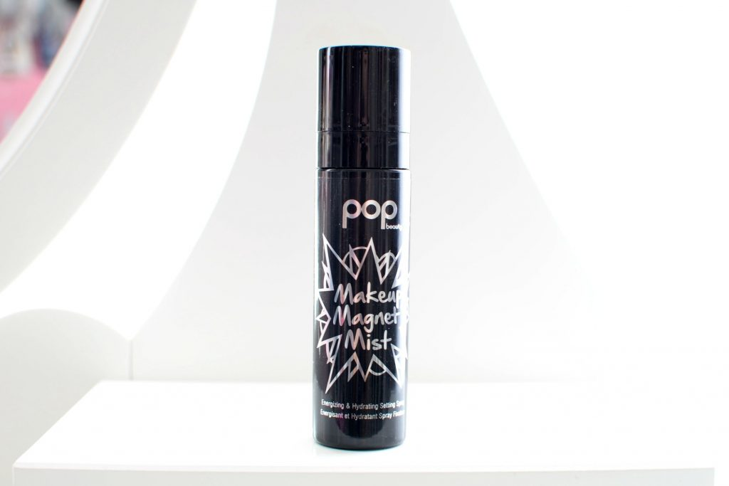 Pop Beauty Makeup Magnet Mist Energizing & Hydrating Setting Spray