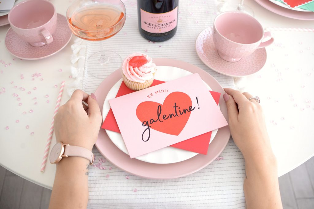 How to host the perfect Galentine's Day party!
