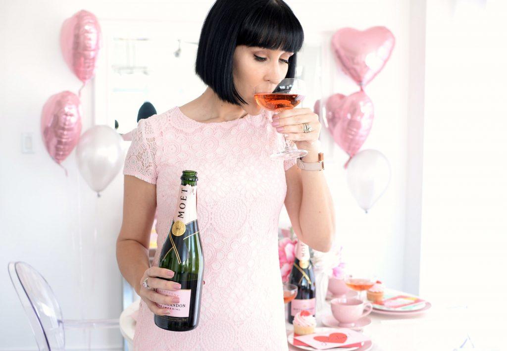 Moët & Chandon Rosé Champagne
