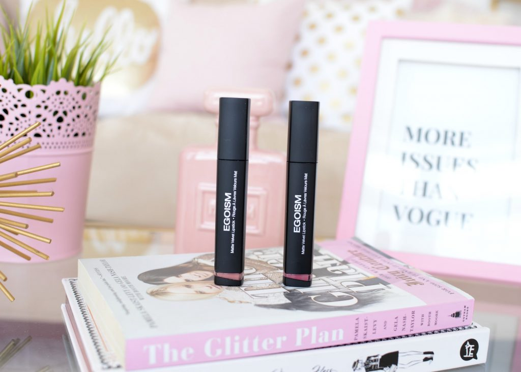 KISS New York EGOISM Matte Velvet Lipstick