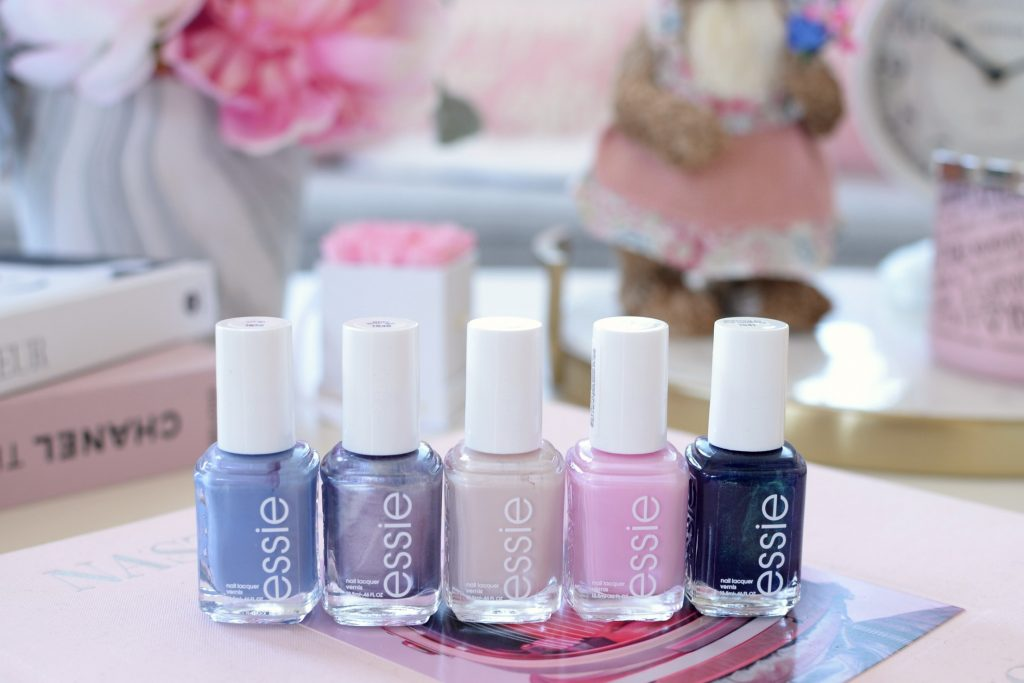 Essie 2017 Fall Collection