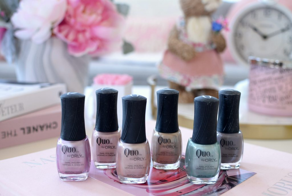 Quo by Orly