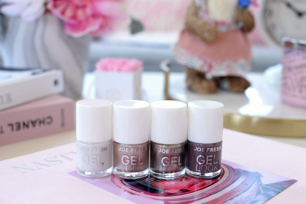 Joe Fresh Gel Look Nail Polish