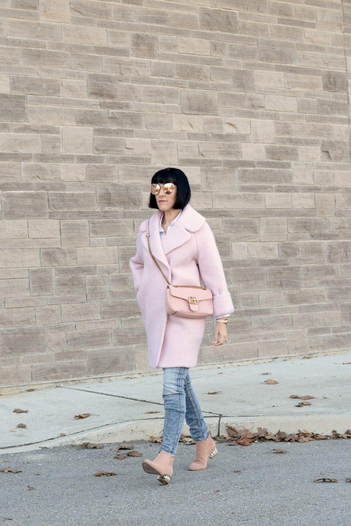 ever new coat