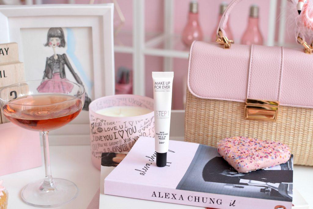 Make Up For Ever Step 1: Skin Equalizer Eye & Lip Primer