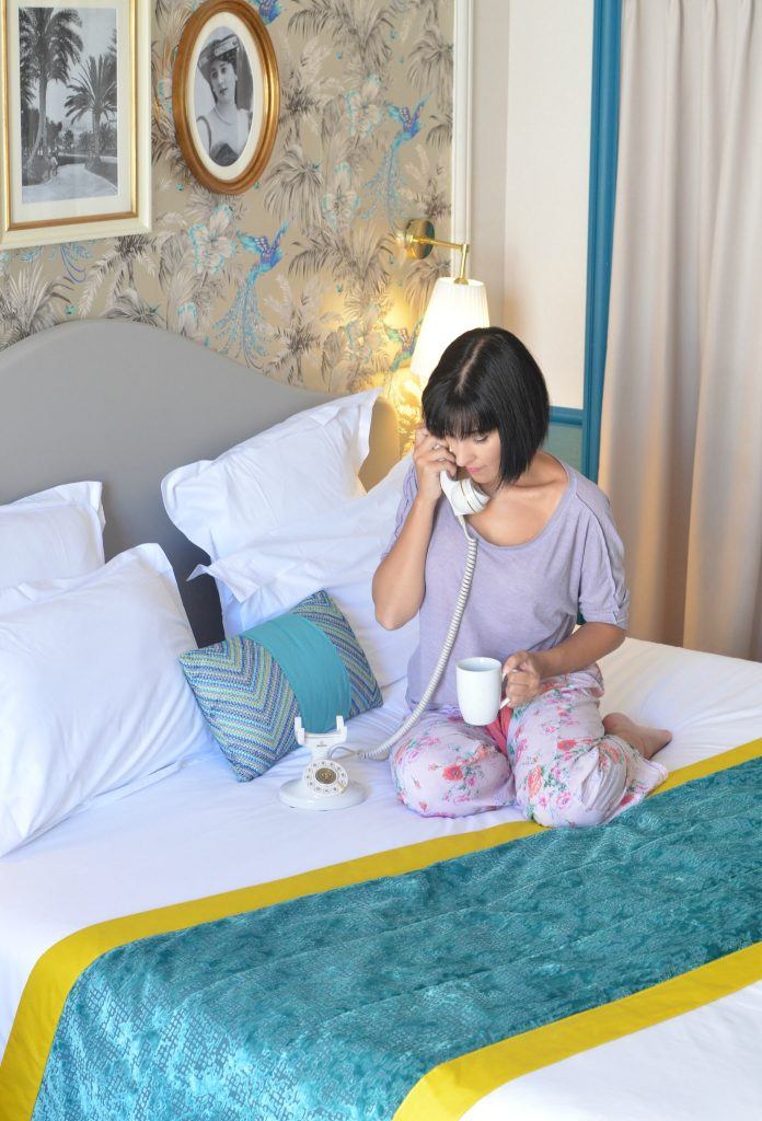 Playful Stay at Hotel Otero in Nice