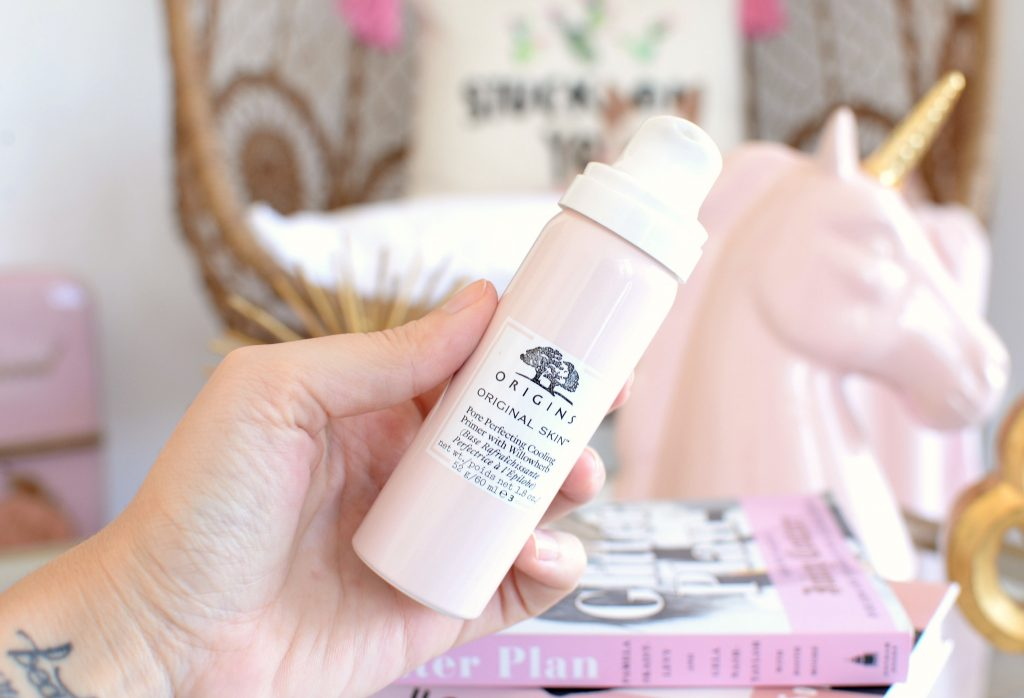 Origin Pore Perfecting Cooling Primer with Willowherb