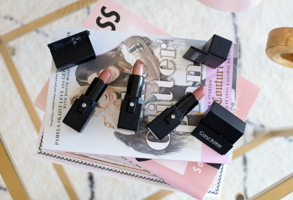 Caryl Baker lipsticks