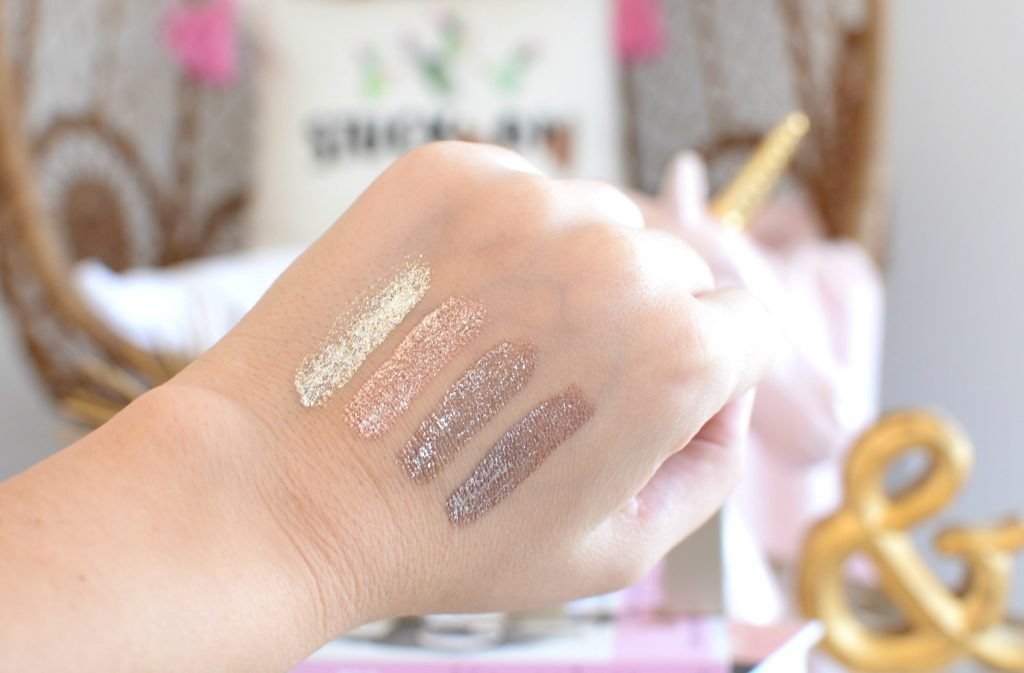 Stila Magnificent Metals Glitter & Glow Liquid Eye Shadow