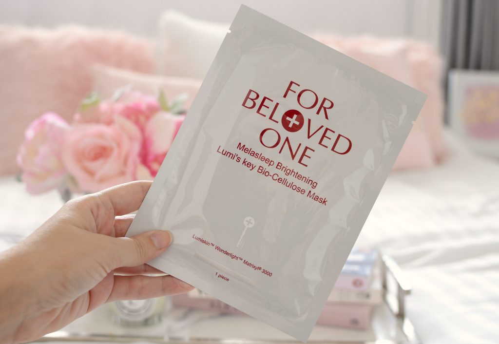 For Beloved One Melasleep Brightening Mask