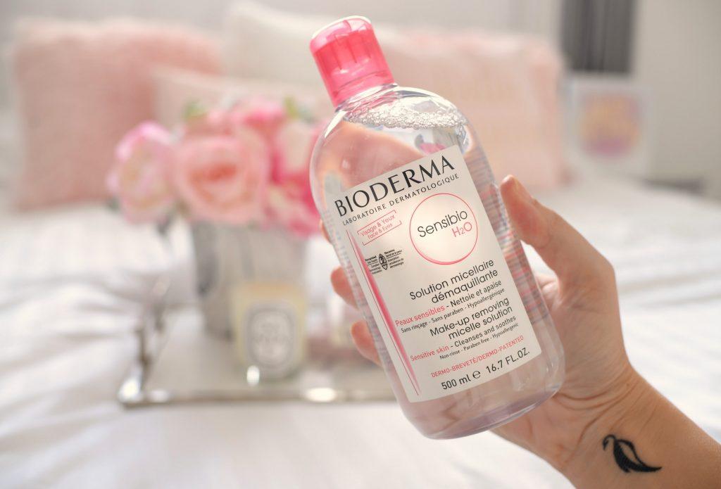 bioderma Sensibio H2o, makeup remover, bioderma