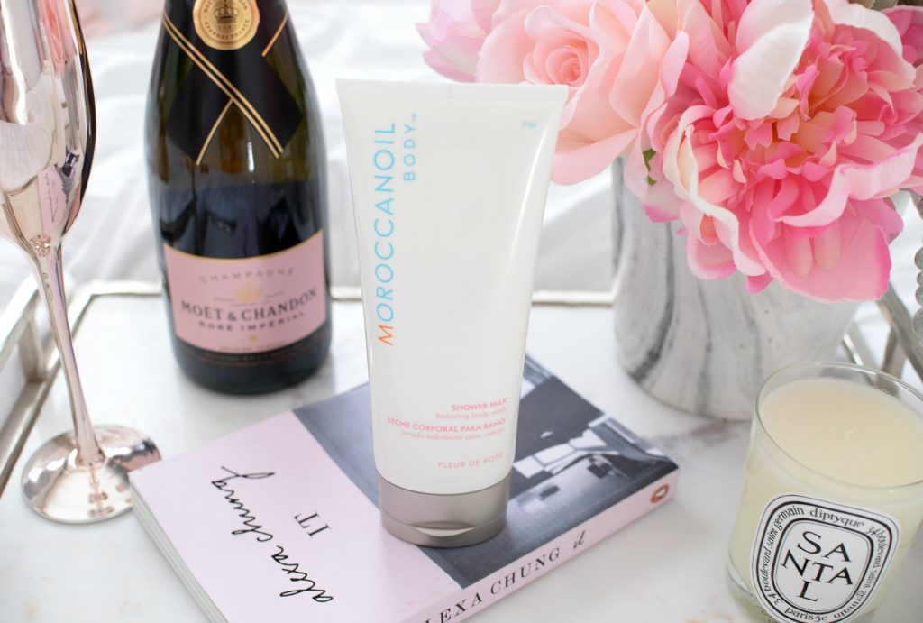 Moroccanoil Fleur De Rose Body Shower Milk
