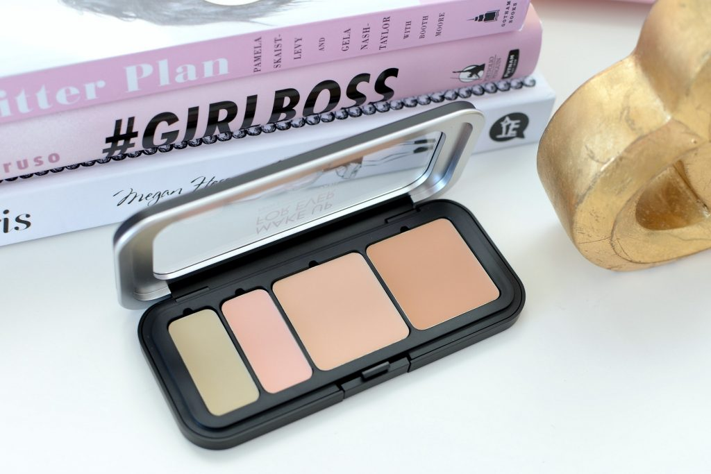 Make Up For Ever Ultra HD Underpainting Color Correction Palette