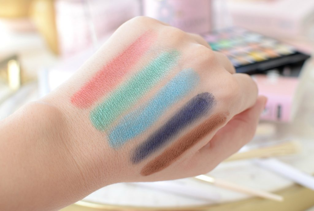 Pop Beauty Pop Portfolio Palette in Sunshine Pop