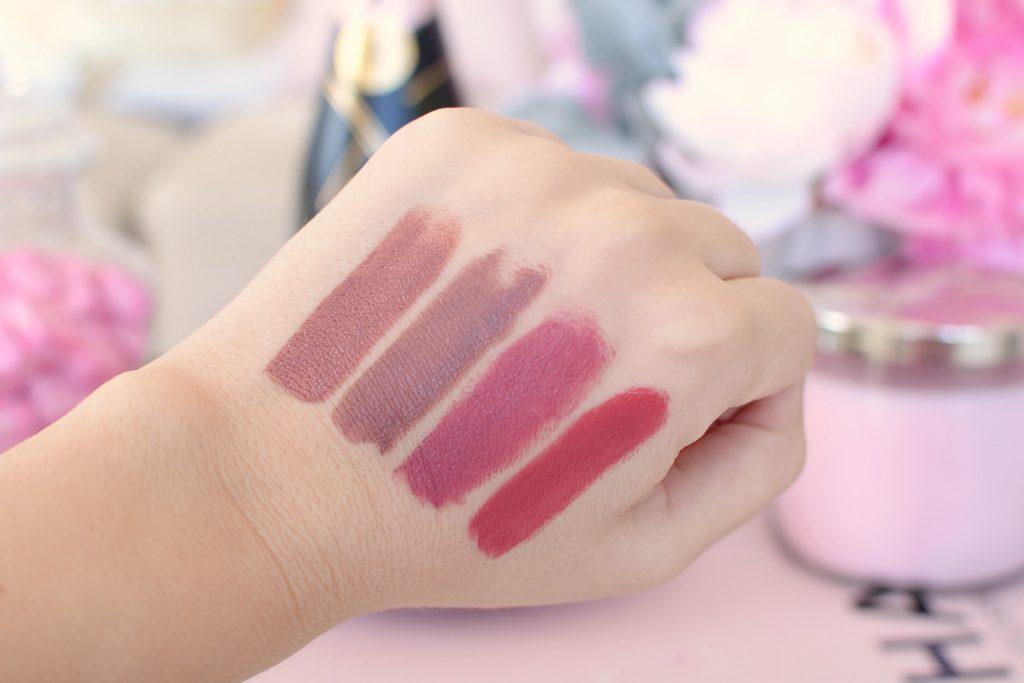 tarte Color Splash Lipstick Rainforest of the Sea Collection