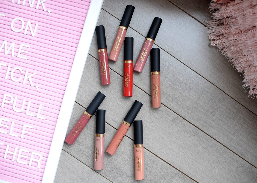 tarte Tarteist Quick Dry Matte Lip Paints, tarte Tarteist, tarte Quick Dry Matte Lip Paints, tarte lip paints, tarte Tarteist lipstick